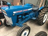 Ford 2000 Classic tractor