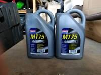 Granville MT75 Manual Transmission Gear Gearbox Oil approx 7.5L