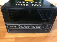 CB / Radio base unit for house or premises. 12V to 240V mobile base unit + built in speaker.