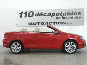 2013 Volkswagen Eos Highline DÉCAPOTABLE 2.0 TURBO