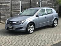 Vauxhall Astra 1.8 i 16v Club 5dr H.P.I CLEAR