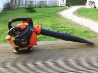 Echo Pb-251 Handheld Petrol leaf blower, free stihl oil