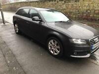 2009 58reg Audi A4 2.0 Tdi Avant Grey Cheapest New Shape Around