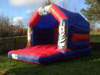Start your own bouncy castle business