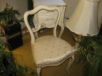 French Provincial Chair-Mid Century