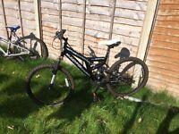 Muddy Fox Mountain Bike - Boys 10 years +