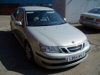 Breaking Saab 9-3 1.9tid Vector. Door wing bumper light mirror wheels. Most parts available. Code293
