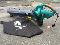 Bosch Leaf Blower. Excellent condition, not used. Great for clearing the leaves this autumn.