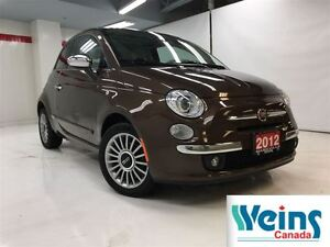 2012 Fiat 500 $94.82/BW+HST , LOUNGE , LOADED , GAS SAVER
