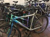 15 Complete Mountain Bikes Job Lot (Export/Students)