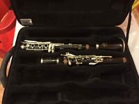 Buffet R13 A Clarinet in BAM double case, RRP £2762. Very minimal use.