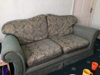 NOW ONLY £15 - two-seater couch