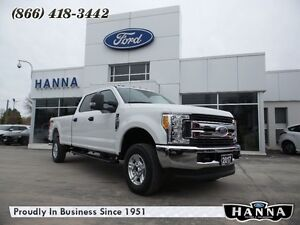 2017 Ford F-250 *NEW* *0% 60 MONTHS!* CREW CAB XLT 4X4 6.2L V8 G