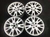 Renault Silversone alloys wheels Laguna Espace Megane Clio