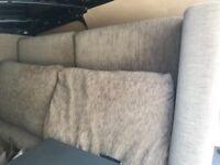 2 seats sofa - 3 months