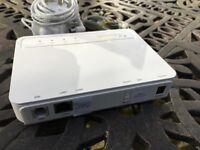 SKY Broadband wireless router