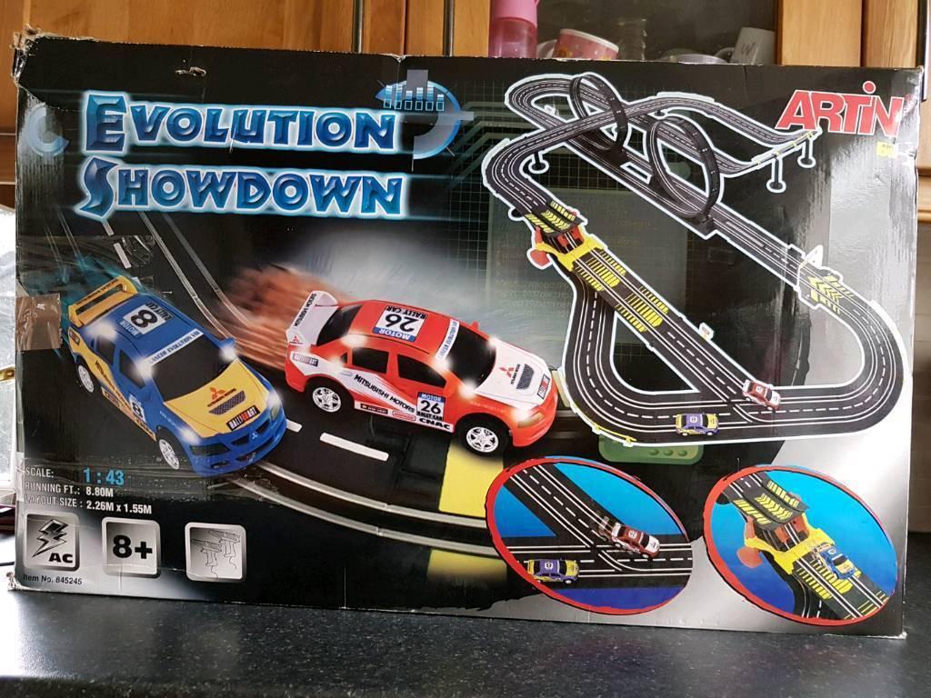 Evolution showdown