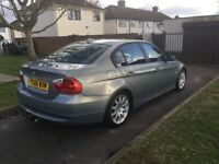 2006 BMW 318d 6G Dual Climate Leather Interior Iso Fix Cruise Control MOT SERVICE Alloys P/X Welcome