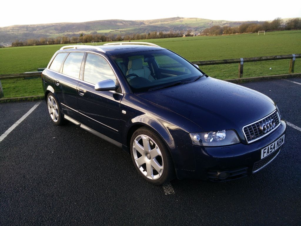 audi a4 b6 avant s4 quattro 2004 54 78k lots of options in darwen lancashire gumtree. Black Bedroom Furniture Sets. Home Design Ideas