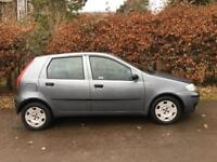 FIAT PUNTO 1.2 **2005** MOT EXPIRES OCTOBER 2018** IDEAL 1ST CAR** LOW INSURANCE GROUP**