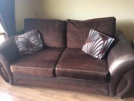 Dfs 3 piece sofa