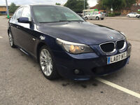 bmw 520d m sport manual 2007 facelift model