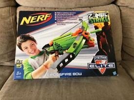 Nerf zombie strike Cross fire bow