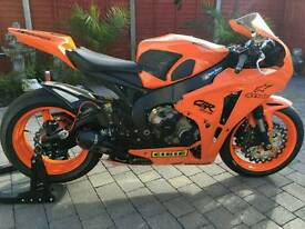 *Reduced*2009 Honda Fireblade Track Bike not R1/GSXR/BMW/ZXR