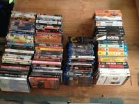 DVD movies, TV seasons, Box sets & Blu Ray