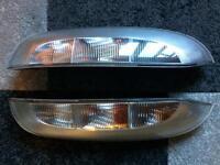 Corsa c rear lights