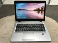 HP Elitebook 840 G3 Laptop, i7 2.5- 3.1Ghz 8GB Ram, 256GB SSD Genuine Windows 10 Pro