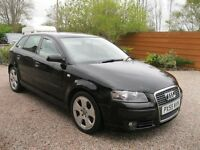 """2005 (55 Plate) Audi A3 2.0 TDI Sport / 5 Door. """"TRADE IN TO CLEAR"""""""