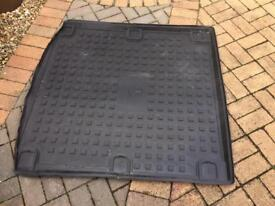 Car boot liner (Mercedes E Class estate)