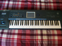 Korg Triton Extreme 61 Music Workstation Synthesizer