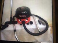 Henry vacuum new accessories