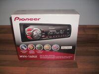Pioneer MVH 160UI Car Stereo
