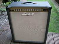 "Marshall JTM60 1 x 15"" 60 watt all valve electric guitar amplifier - England - '95-'97"
