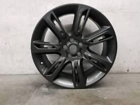 Single Range Rover Evoque Gloss Grey Alloy wheel