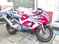 Honda cbr 929rr 2002 fireblade OPEN TO SENSIBLE OFFERS