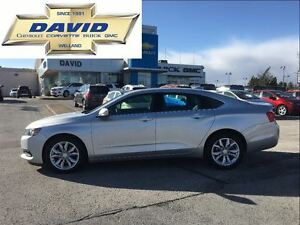 2016 Chevrolet Impala 2LT LOADED, REMOTE START, REAR PARK ASSIST