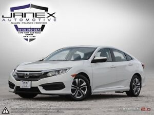 2016 Honda Civic EX ONE OWNER | HEATED SEATS | KEYLESS ENTRY...