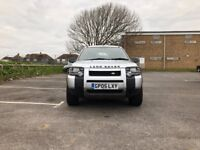 Land Rover Freelander 2.0 TD4 S 5dr£2,695 p/x Great Condition and history 2005 , SUV 95,000 miles