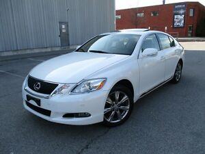 2009 Lexus GS 350 AWD FULLY LOADED NAV CAMERA