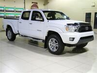 2013 Toyota Tacoma LIMITED CREWCAB A/C CUIR GR ÉLECT MAGS