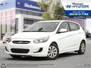 2016 Hyundai Accent GL 5DR Heated Seats *Low KM