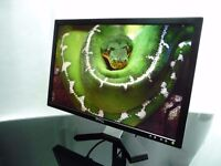 "Dell E228WFPc 22"" LCD TFT Widescreen Monitor Flat Screen DVI VGA"