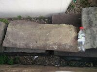 Large rocks/stones for use in garden/rockery/pond - £5 each - collection only - Bristol