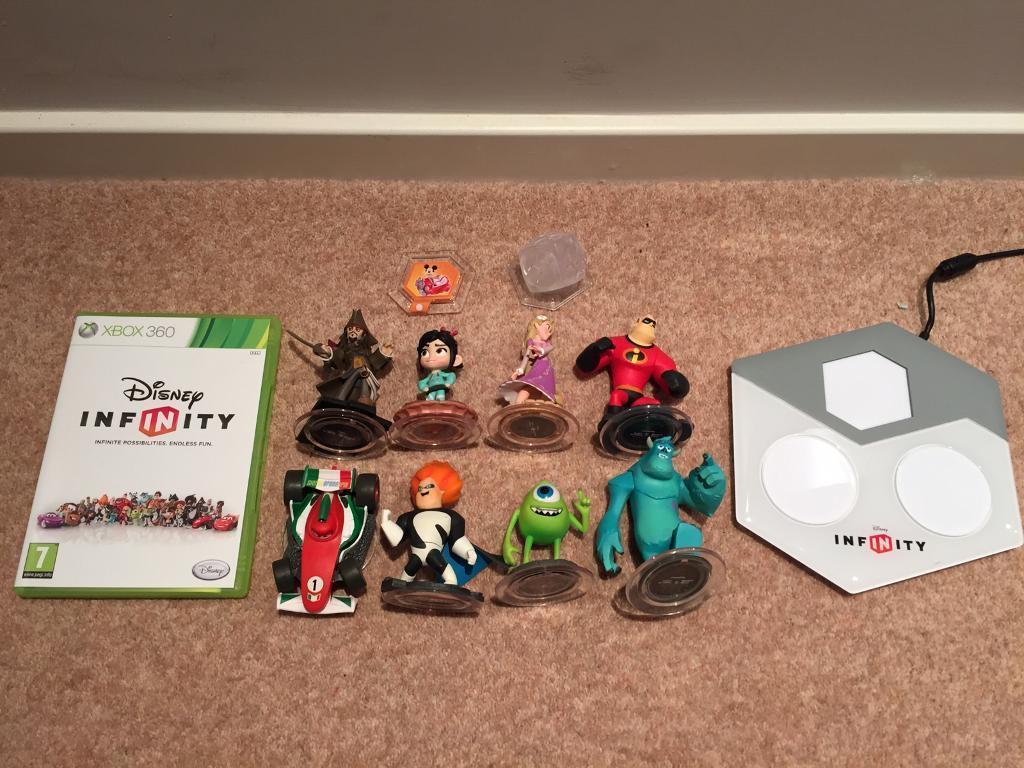 Disney Infinity Xbox 360 Starter Set