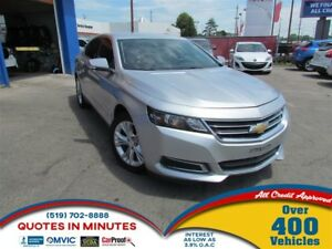 2014 Chevrolet Impala 2LT | V6 | LEATHER | SAT RADIO