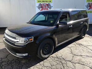2014 Ford Flex Limited w/EcoBoost, Navigation, Sunroof, AWD